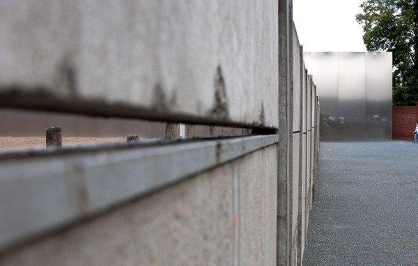 Schmaler Schlitz mit wenig Aussicht / Foto: Ingo Paszkowsky