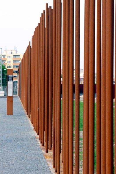 Gedenkstätte Berliner Mauer Bernauer Straße / Foto: Ingo Paszkowsky