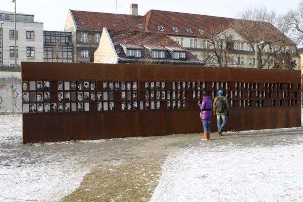 Die Mauer forderte viele Todesopfer /