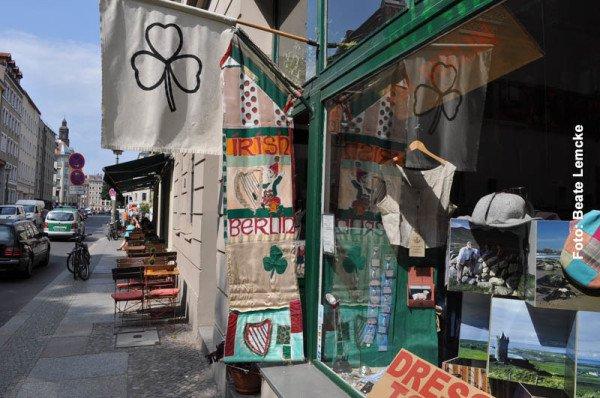 Irish berlin ein st ck irland in berlin anzeige for Indischer laden berlin