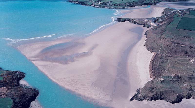 Ichydoney Island befindet sich am Rande der historischen Stadt Clonakilty in West Cork, im Südwesten Irlands / Foto: Tourism Ireland