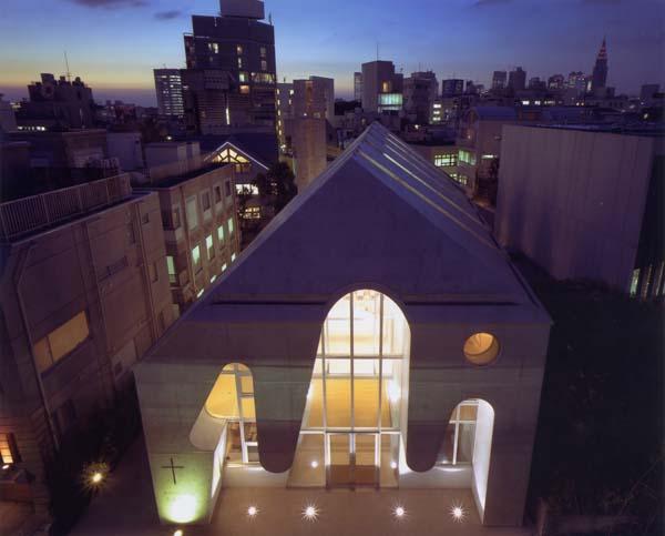 Harajuku Church