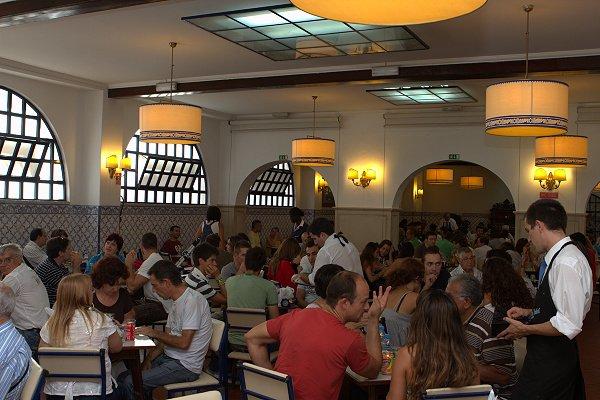 Pastéis de Belémin Lissabon