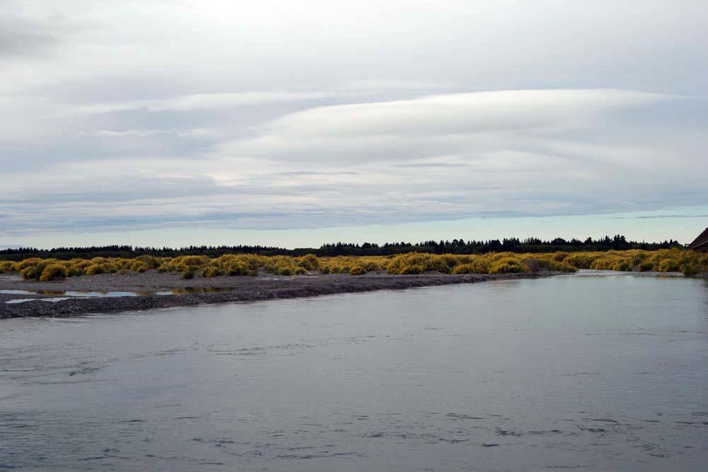 Der Rakaia River ist ein Fluss in den Canterbury Plains auf der Südinsel Neuseelands. Foto: Ingo Paszkowsky