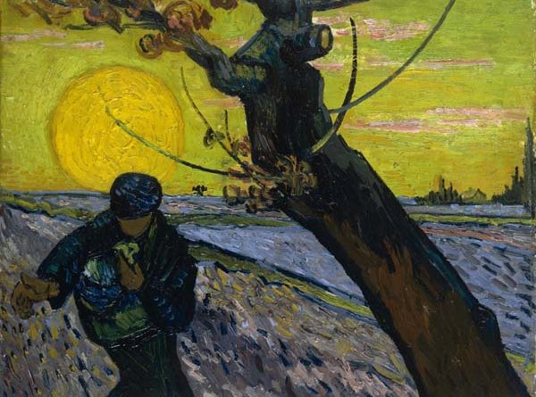 """Das Van Gogh Museum in Amsterdam zeigt vom 24. Februar bis zum 17. Juni 2012 die Ausstellung """"Dreams of Nature – Symbolismus von Van Gogh bis Kandinsky"""". Foto: NBTC"""