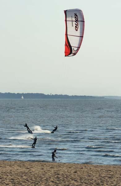 Surf-Paradies Chatelaillon. Foto: Comité Régional du Tourisme Poitou-Charentes