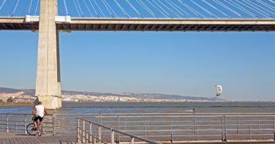 Ponte Vasco da Gama. Foto: Ingo Paszkowsky