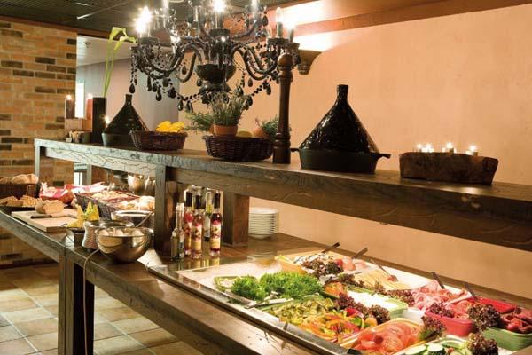 Essen fassen. Foto: Best Western Katajanokka