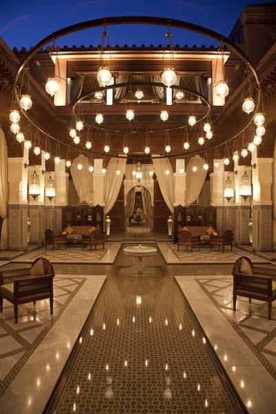 Königliche Lobby. Foto: JBY 2010