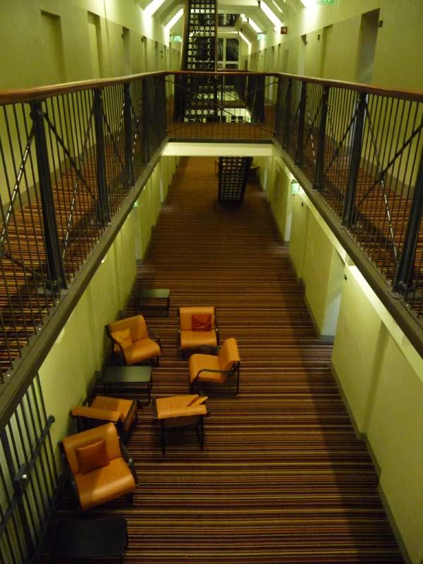 Keine Sorge, es ist wirklich ein Hotel. Foto: Best Western Katajanokka