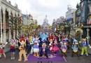 Disneyland Paris feiert 20. Geburtstag