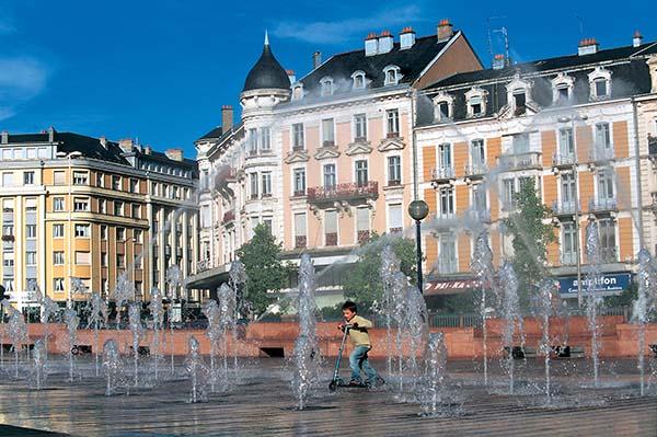 Belfort. Foto: Atout France