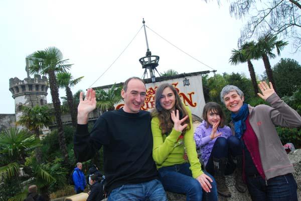 Der Besuch hat alle Erwartungen übertroffen. Foto: Disney
