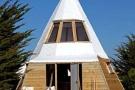 Camping: Tipi in Luxus-Ausführung