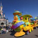 So kommen Sie nach Disneyland Paris