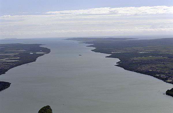 Über die Walmersly Bay können die Mitchell Falls von der See-Seite her erreicht werden. Foto. Ingo Paszkowsky
