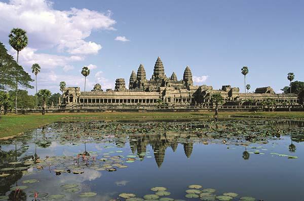 Angkor Wat ist UNESCO-Welterbe. Foto: Lernidee