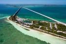 Camping auf den Florida Keys mit Bademöglichkeit in zwei Meeren