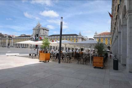 Das Ala Nascente wartet mit zahlreichen neuen Geschäften, Cafés und einem noch größeren Freizeit- und Kulturangebot auf. Foto: visitlisboa.com
