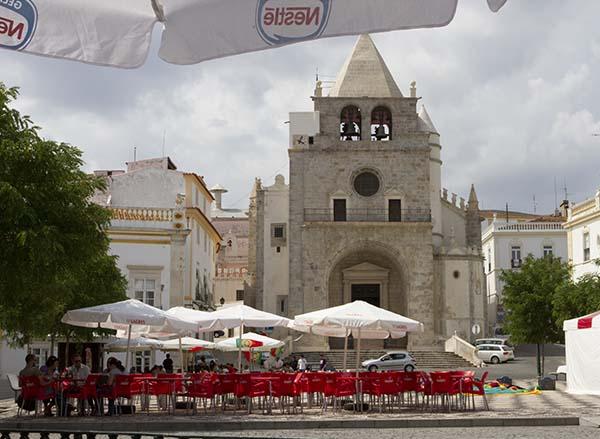 Die ehemalige Bischofskirche Nossa Senhora da Assuncao. Foto: Ingo Paszkowsky
