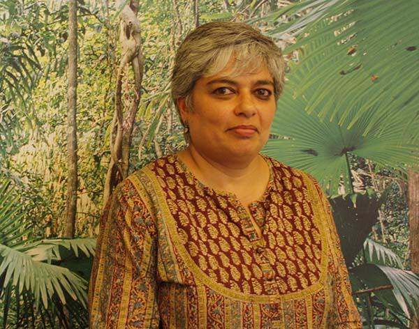 Sejal Worah: Insgesamt betreut der WWF in Indien mehr als 20 Tigerbeobachtungsstationen. Foto: Matthias Adler / WWF