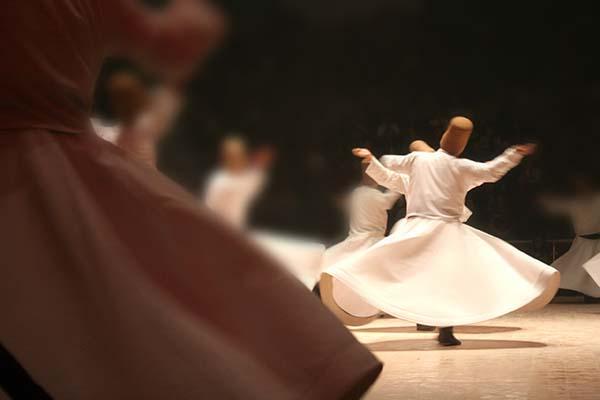 Der Tanz der Derwische. Foto: Studiosus