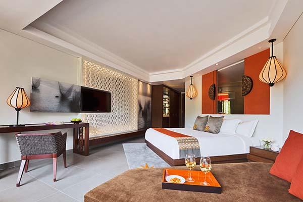 De-Luxe-Zimmer im Angsana Lang Co. Foto: Banyan Tree