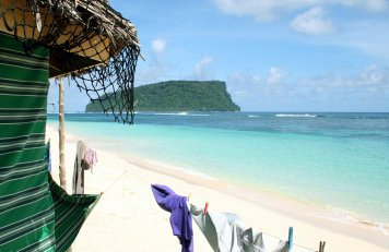 Schöne Aussichten in Samoa. Foto: Projects Abroad | Projekte weltweit