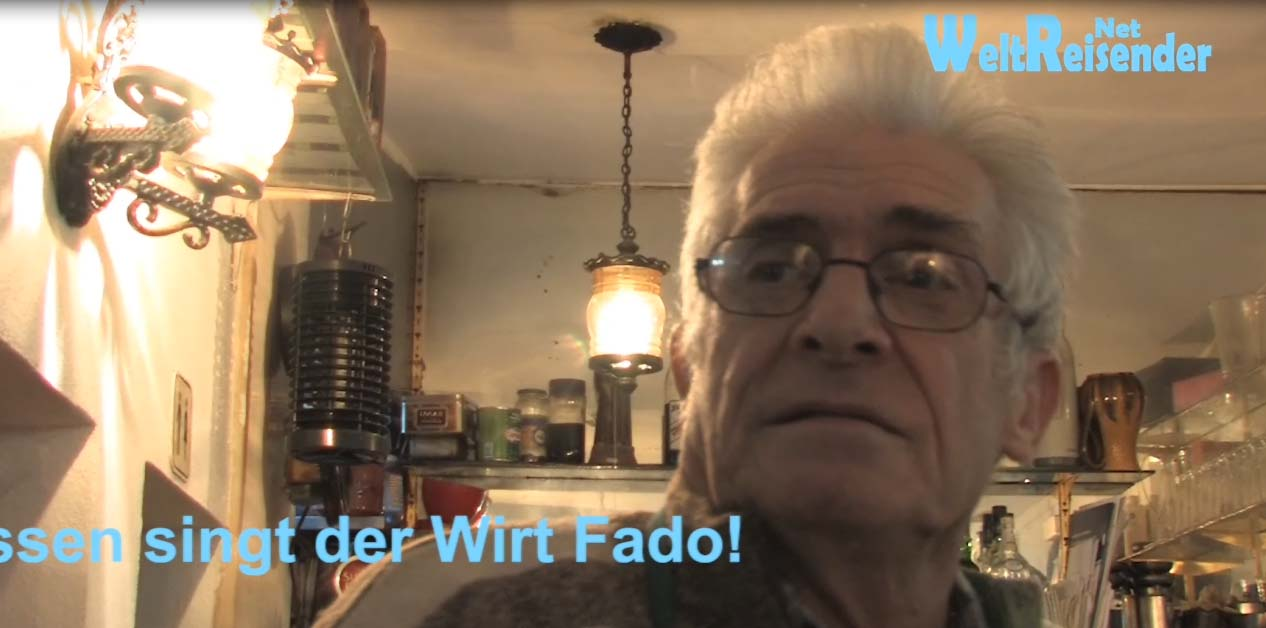 Portugal: Dieser Koch singt Fado