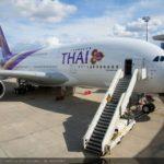 Fertig zum Einsteigen. Ab 6. Oktober fliegt der A380 bei Thai Airways International im Linienbetrieb.   Foto: AIRBUS S.A.S. / JB. ACCARIEZ