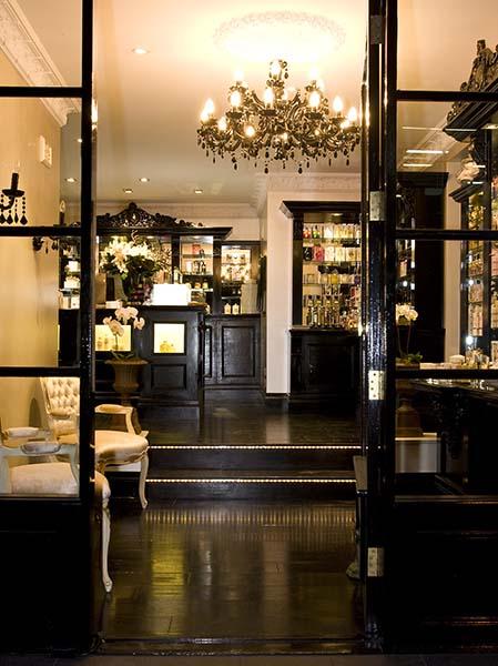 New Libertine Parfumerie in New Farm, Brisbane Foto: Shop in Style Escape