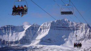 Chair Lift, Sunshine Village, Banff National Park Foto: Travel Alberta