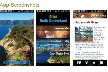 Vorschau auf die App. Screenshot