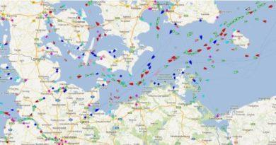 Schiffe (online) entdecken und beobachten