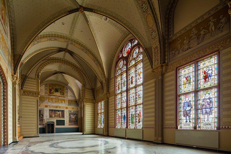 Großer Saal, 2012. Foto: Jannes Linders / Rijksmuseum