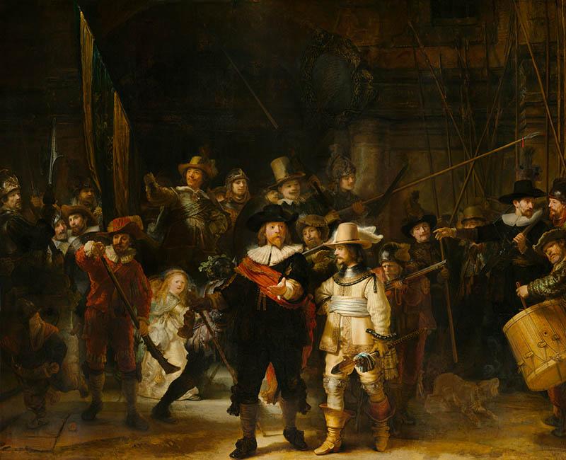 Im April Er 246 Ffnet Das Rijksmuseum Nach Zehnj 228 Hrigem Umbau