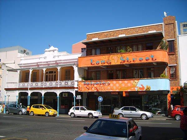 Long Street in Kapstadt. Foto: www.dein-suedafrika.de