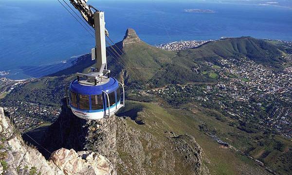 Südafrika: Kapstadt ausführlich erleben