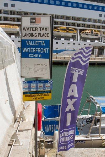 Die Valetta Waterfront ist heute das Kreuzfahrtterminal Maltas. Foto: Ingo Paszkowsky