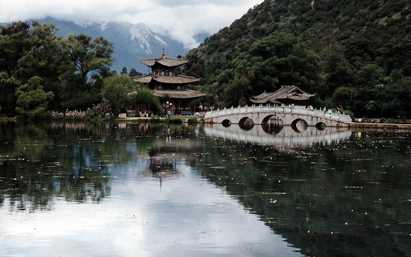 Jadedrachen-Schneeberg bei Lijiang. Foto: CAISSA Touristic