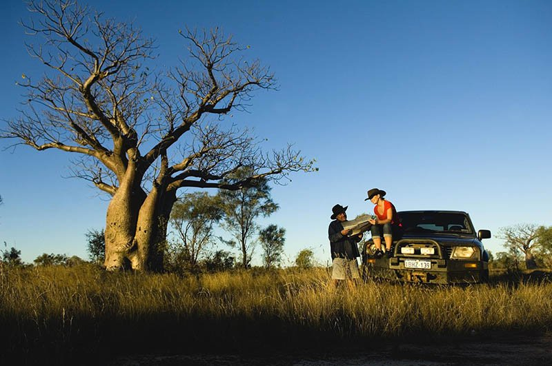 Urlauber in Westaustralien können auf geführten Touren in die spannende Welt der Aborigines eintauchen und mehr über ihre Geschichte und Lebensweise erfahren. Foto: Tourism Western Australia