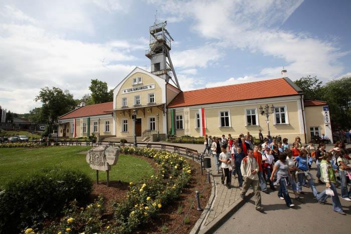 Salzbergwerk von Wieliczka bei Kraków (Krakau)