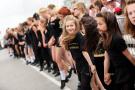 Irland: Weltrekord im Riverdance