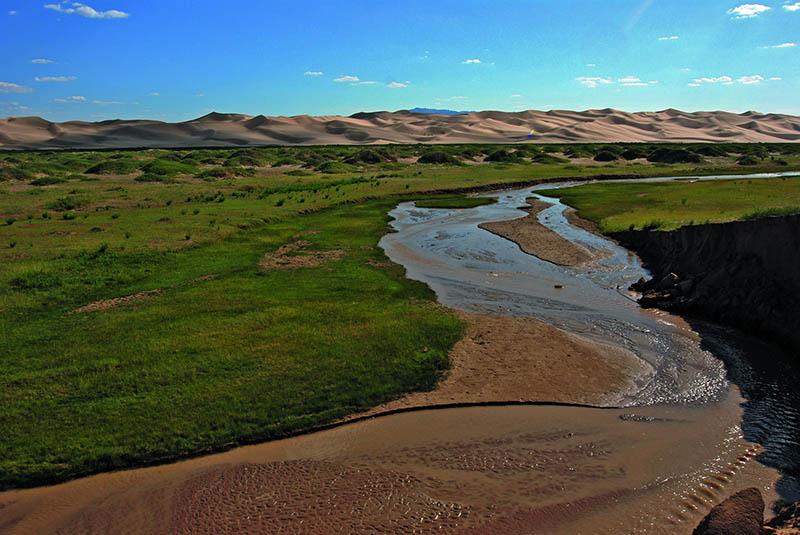 Wüste Gobi - Die Wiege des Lebens: Fünf Tage durch die Gobi. Foto: Tischler-Reisen