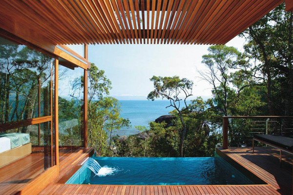 Die Preise pro Villa für zwei Personen inklusive aller Mahlzeiten und Getränke (auch Alkohol) sowie Aktivitäten beginnen bei umgerechnet etwa 700 Euro. Foto: Tourism Queensland