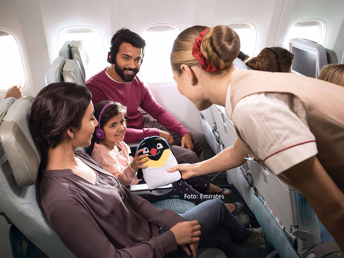 Emirates Game Changer Economy Class