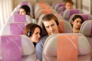 Blick in die Economy Class. Foto: Emirates
