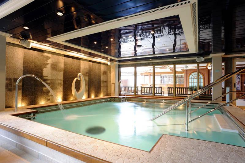 Das Royal Spa. Foto: Cunard