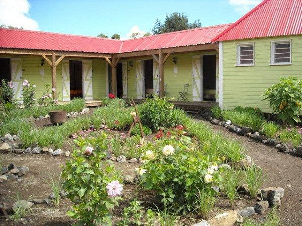 Jedes der vier Zimmer in diesem typisch kreolischen Haus, mit zentralem Innenhof, ist persönlich und liebevoll eingerichtet. Foto: IRT