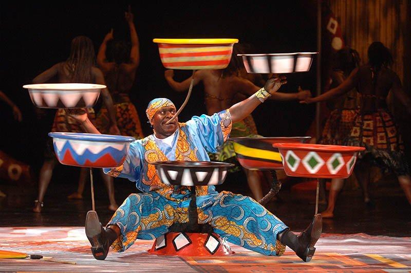"""Waterman"" Dickson Oppong aus Ghana. Foto: Afrika! Afrika!"